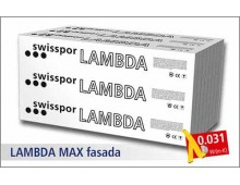 Swisspor Lambda Max Fasada styropian grafitowy 031