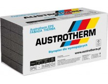 Austrotherm 033 Fassada Therma styropian grafitowy