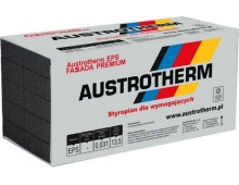 Austrotherm Fasada Premium styropian grafitowy