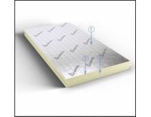 Płyta PIR termPIR AL 022 100 mm z folią aluminiową