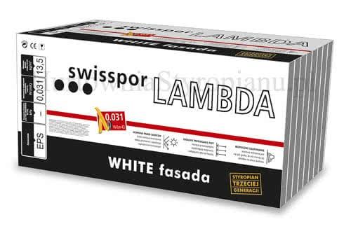 Swisspor Lambda White Fasada Styropian Opinie Hurtownia Styropianu