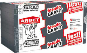 Arbet Fasada grafit