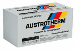 Austrotherm EPS 100 na podłogę