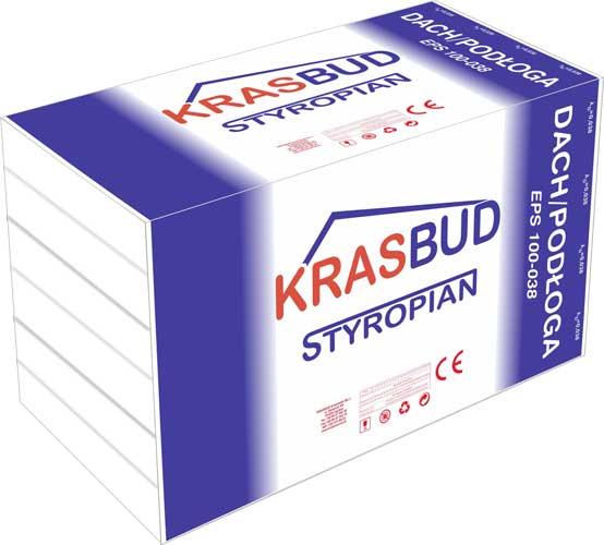 Styropian Bialy Dach Podloga Eps 100 038 Krasbud Hurtownia Styropianu
