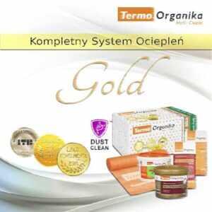 kompletny system ociepleń termo organika EPS GOLD