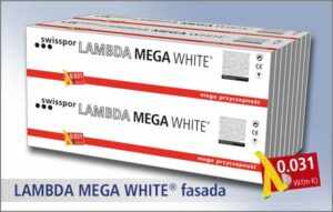 Swisspor Lambda Mega White