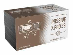 Styropmin grafitowy Fasada Passive PRO 33