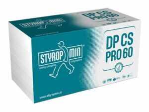 Styropian biały Styropmin Dach / Podłoga DP CS PRO 60 040
