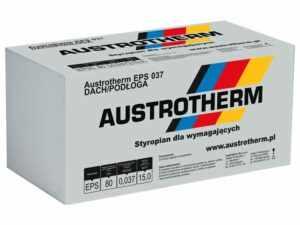 Austrotherm EPS 80 037 Dach / Podłoga