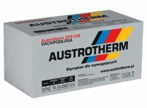 Austrotherm EPS 038 Dach / Podłoga